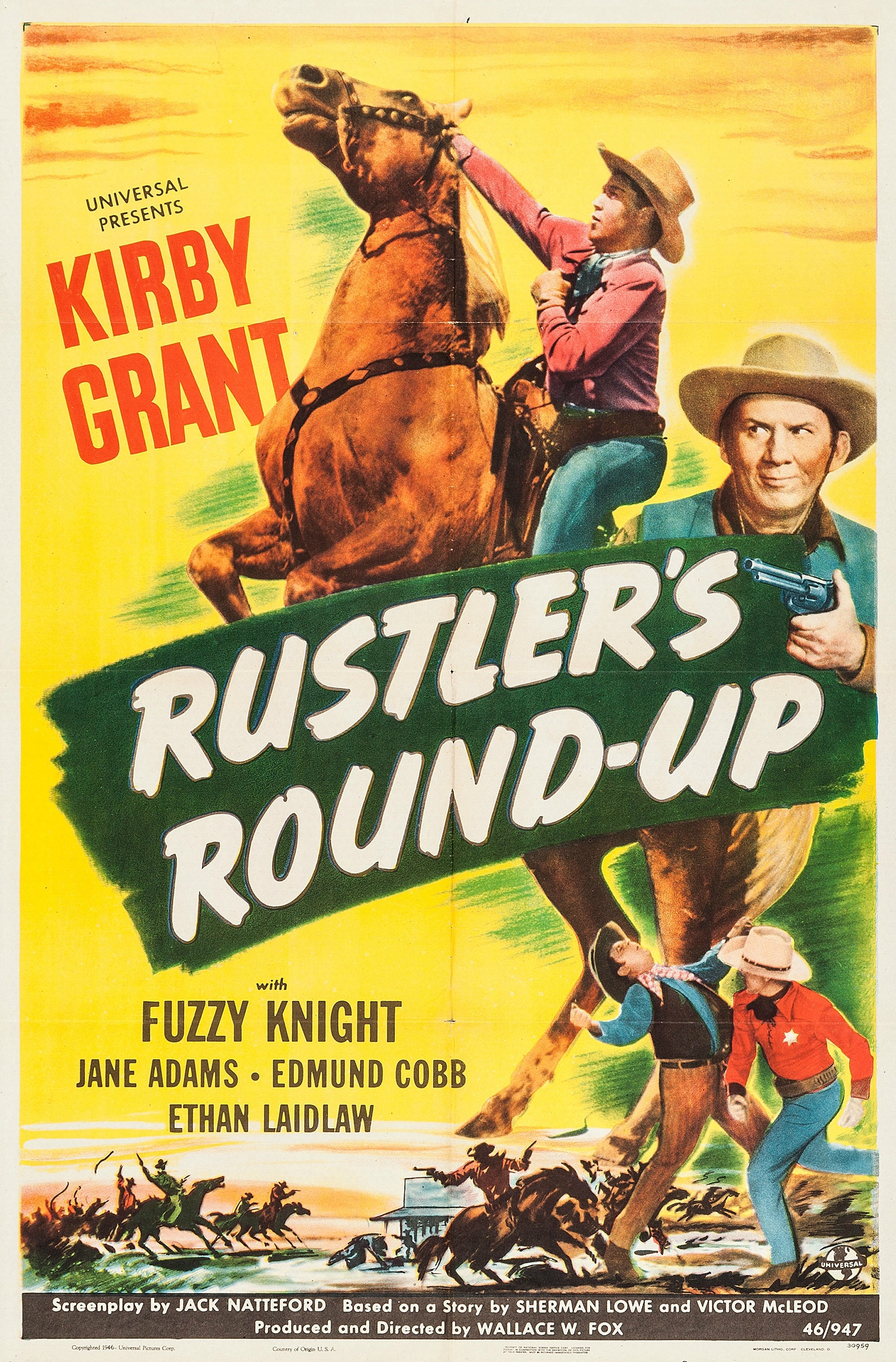 Rustlers Round-Up