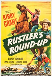 Rustler's Round-Up Poster