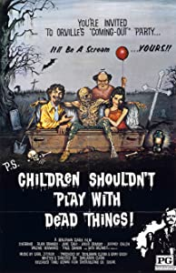 Watch english movie clips Children Shouldn't Play with Dead Things by Bob Clark [avi]