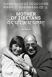 Mother of Tibetans Poster