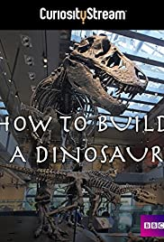 How to Build a Dinosaur Poster