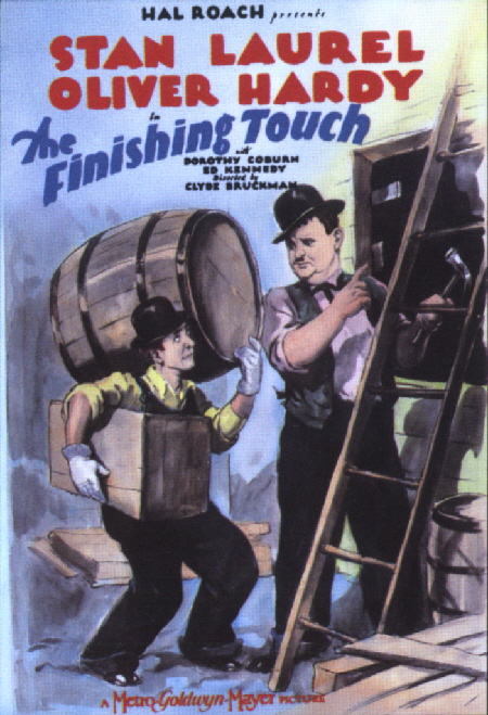 The Finishing Touch (1928) DVDRip