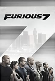 Furious 7: Talking Fast Poster