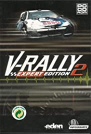 Need For Speed V Rally 2 Poster