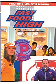 Fast Food High Poster