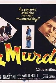 Prescription for Murder Poster