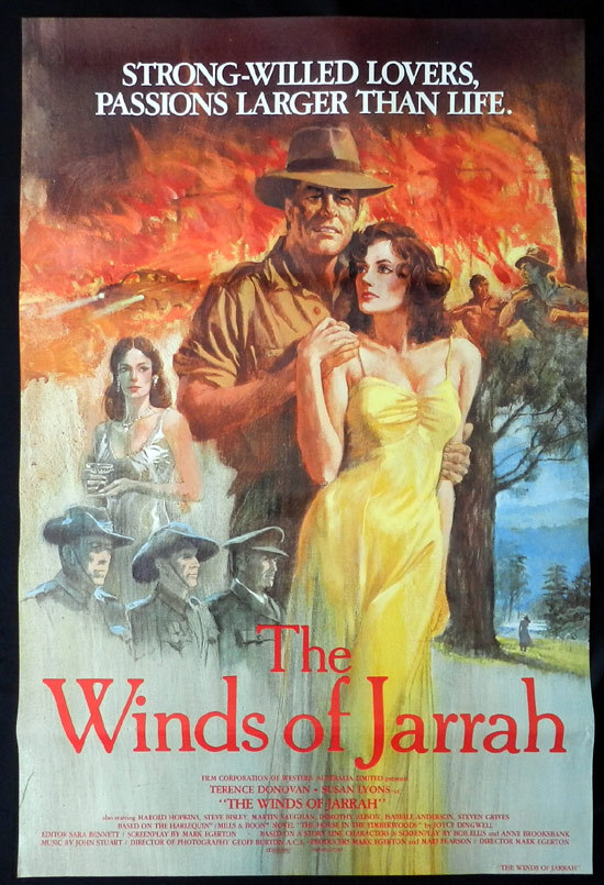 The Winds of Jarrah (1984)