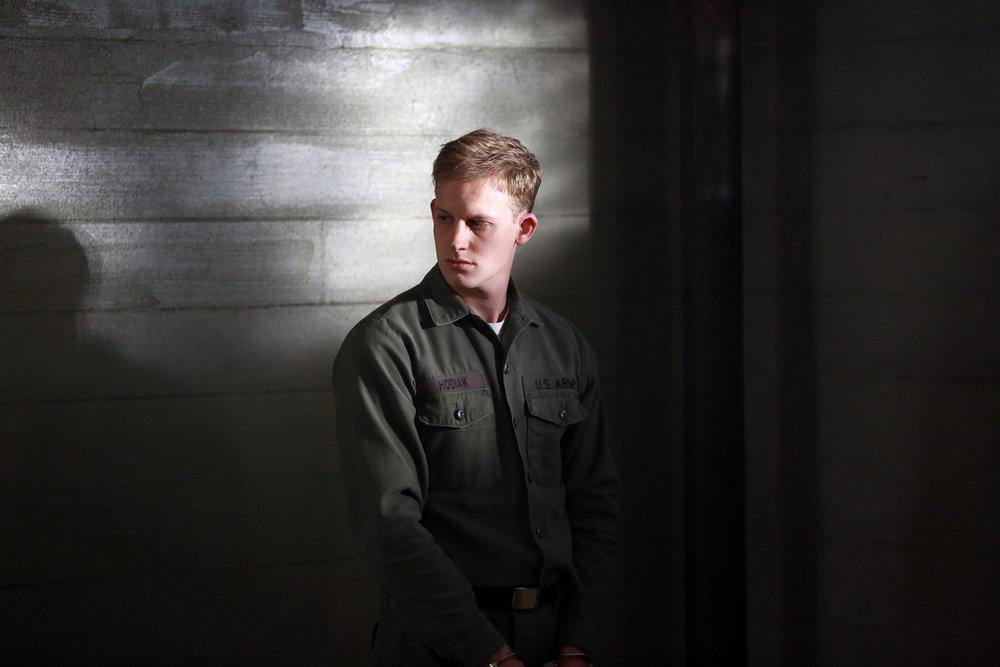 Chris Sheffield in Aquarius (2015)
