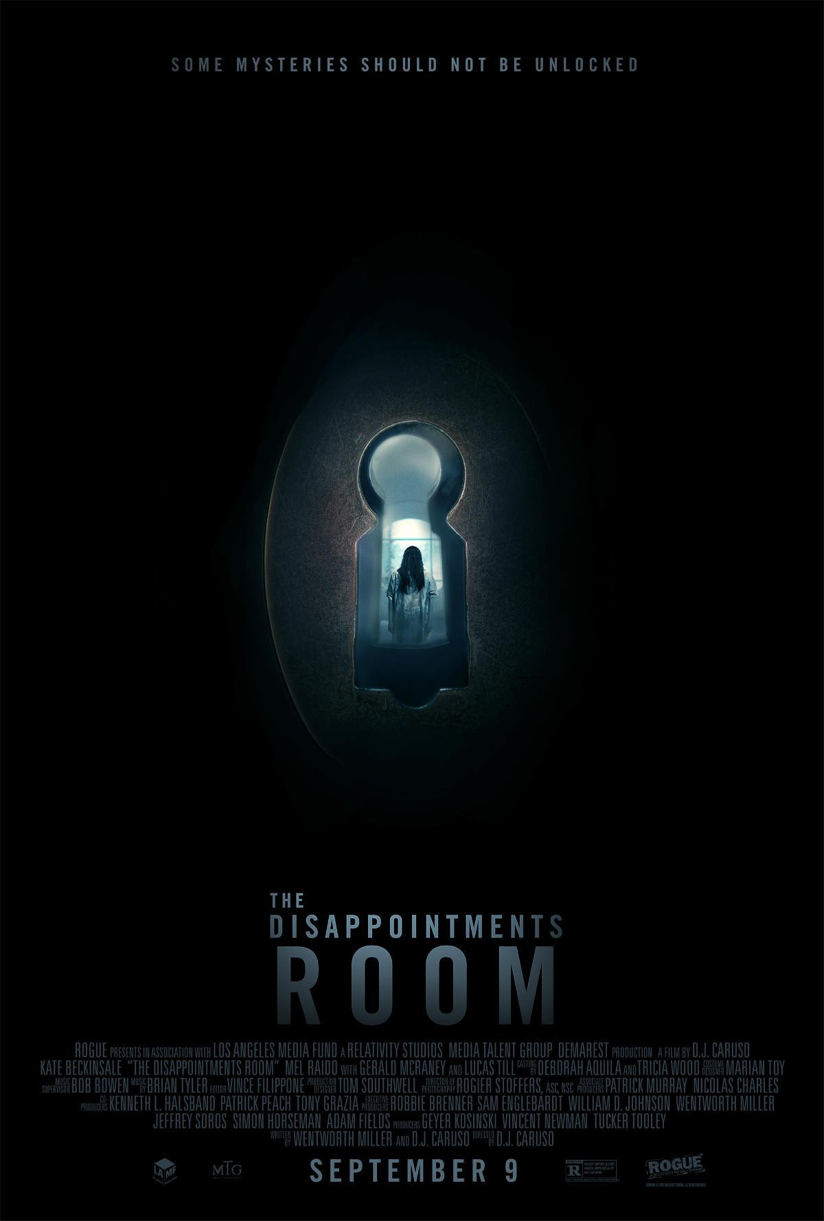 The Disappointments Room 2016 Imdb