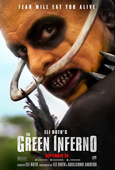 The Green Inferno 2013 Dual Audio In Hindi 300MB 480p BluRay