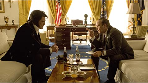 Image result for elvis & Nixon movie