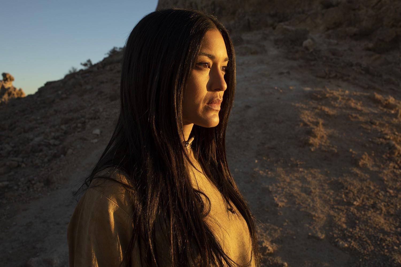 Julia Jones in Westworld (2016)