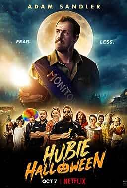 'Hubie Halloween' Trailer