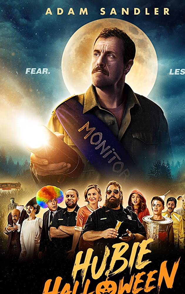 Free Download Hubie Halloween Full Movie
