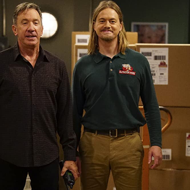 Tim Allen and Christoph Sanders in Last Man Standing (2011)