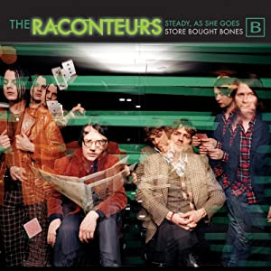 Movies website to download The Raconteurs: Steady, As She Goes - Version 1 [Quad]