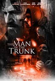 The Man in the Trunk Poster