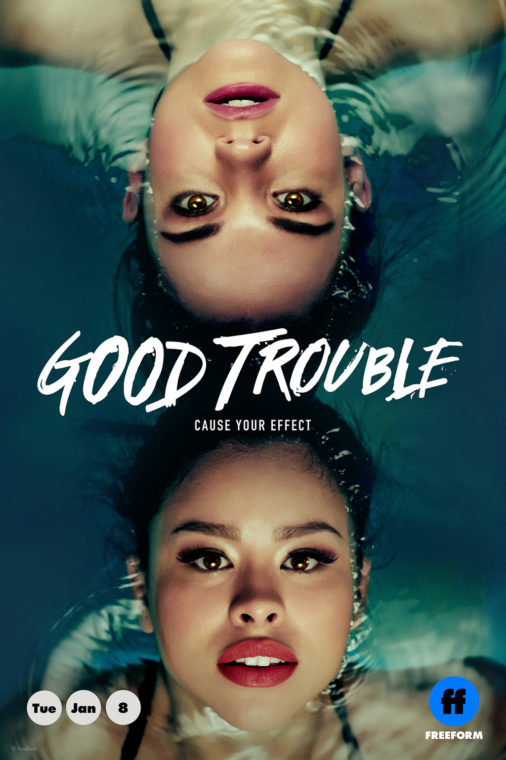 Geros bėdos (1 Sezonas) / GOOD TROUBLE Season 1
