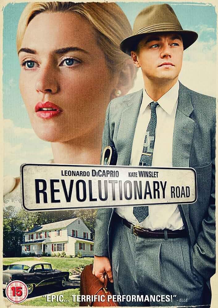 Revolutionary Road (2008) Hindi-Eng Dual Audio BluRay 720p | Nominated for 3 Oscars