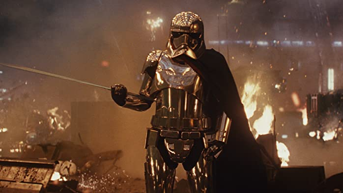 'Star Wars' Stars In and Out of Costume