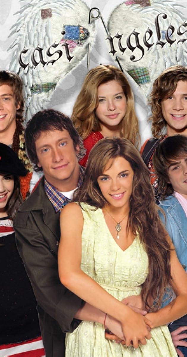 Casi ángeles (TV Series 2007– ) - IMDb