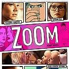 Jason Priestley, Gael García Bernal, Alison Pill, and Mariana Ximenes in Zoom (2015)