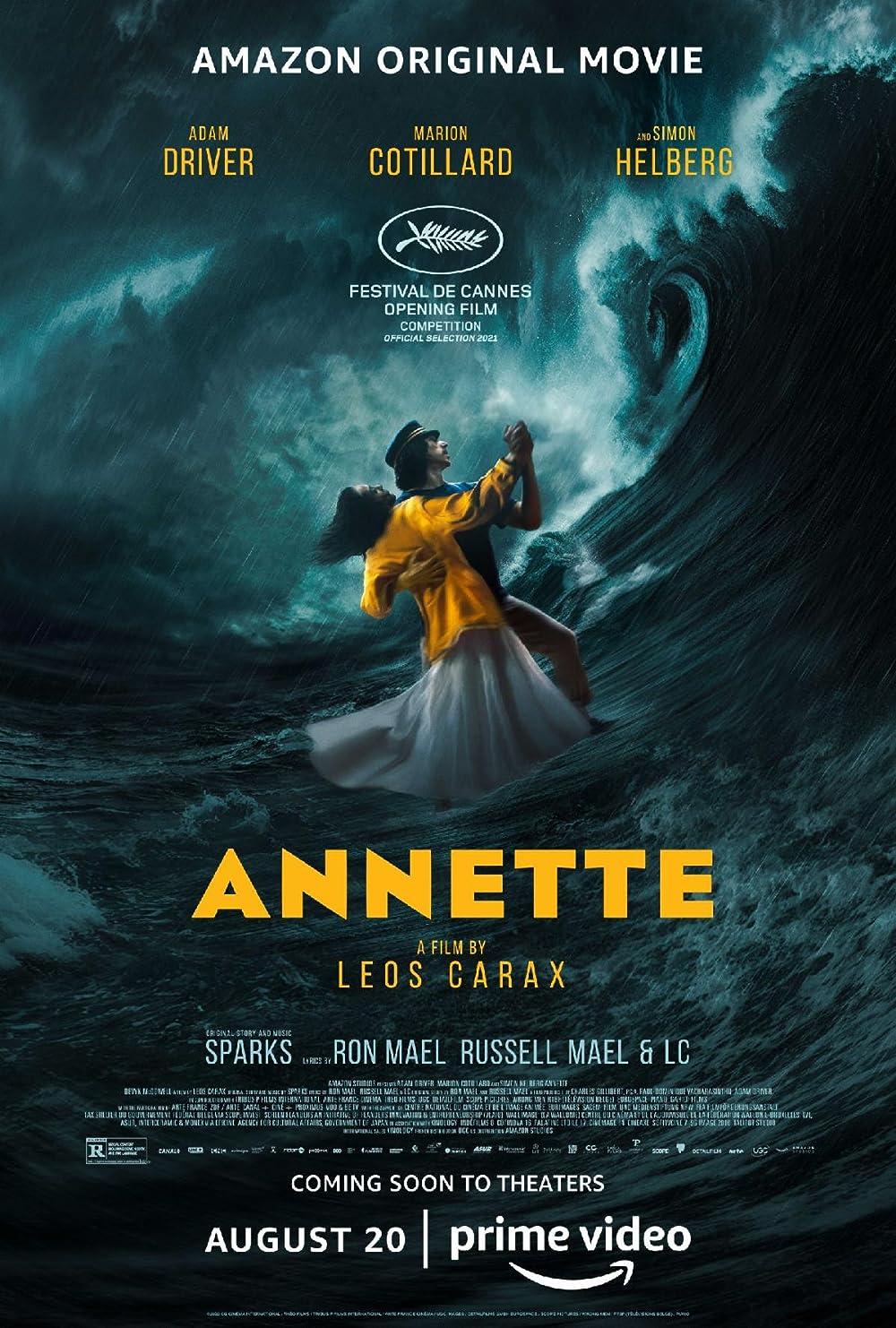 Annette (2021) - IMDb