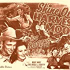 Roy Rogers, Stanley Andrews, Lynne Roberts, Matty Roubert, Myrtle Wiseman, and Scotty Wiseman in Shine on Harvest Moon (1938)