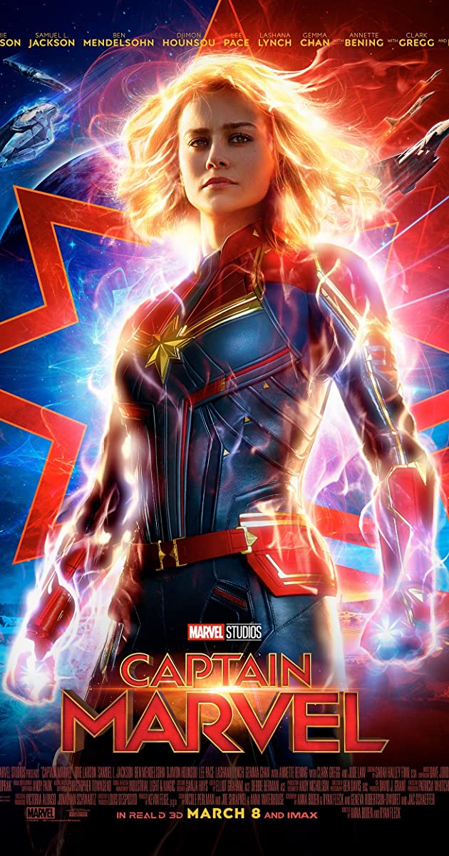Captain Marvel 2019 NEW HD-TS X264 AC3-SeeHD
