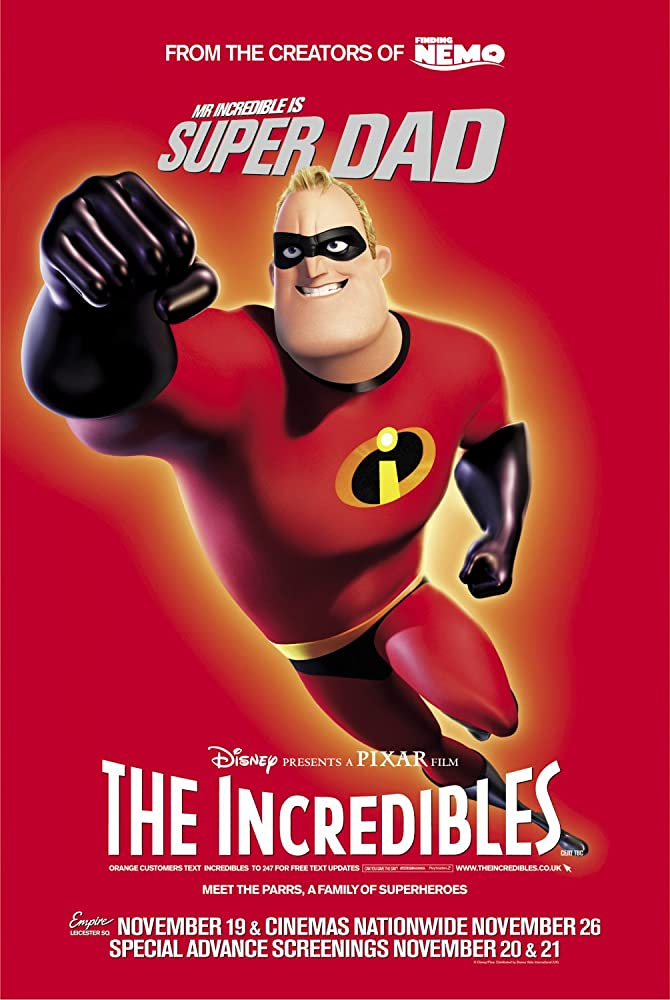 The Incredibles Stream English