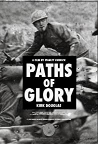 Primary photo for Paths of Glory