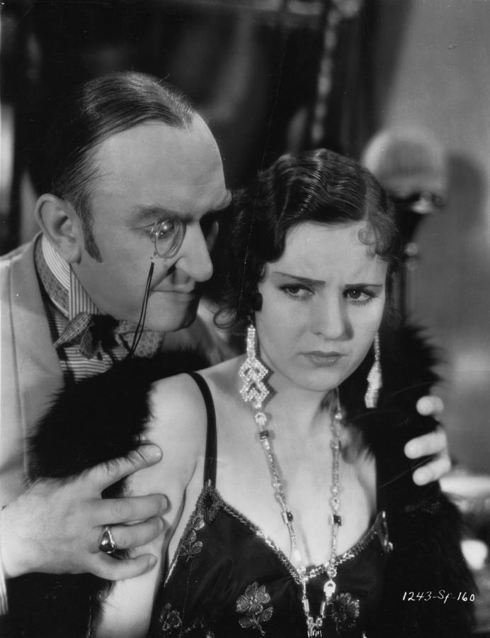 Maria Alba and Andrés de Segurola in La fuerza del querer (1930)