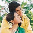 Allu Aravind and Allu Arjun in Gangotri (2003)