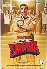 Simmba 2018 Full Movie Free Download Watch online thumbnail