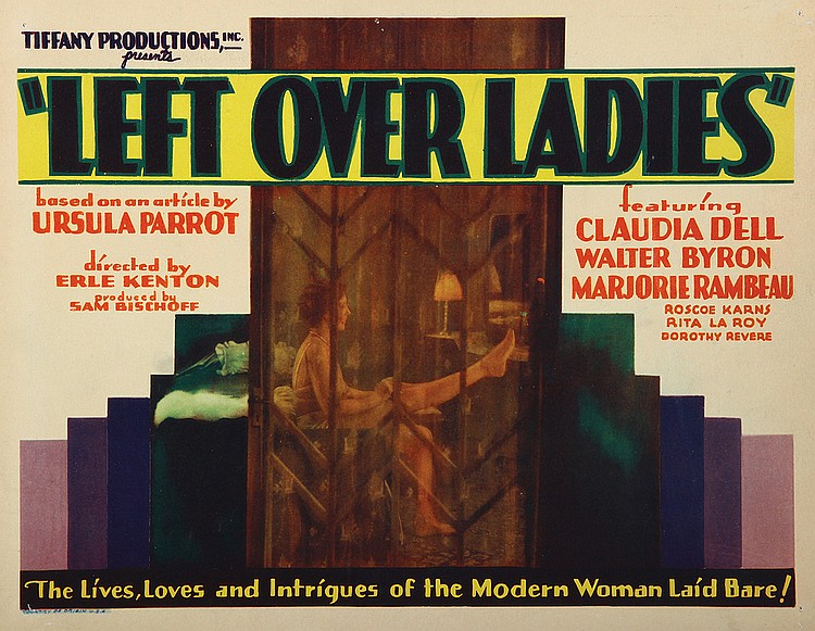 Image result for Left over ladies 1931