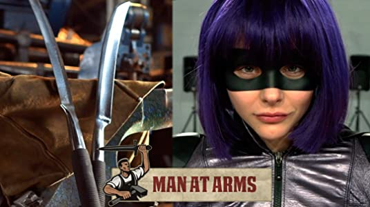 New movies 2017 free downloads Hit Girl's Detachable Sword: Kick-Ass by [iPad]