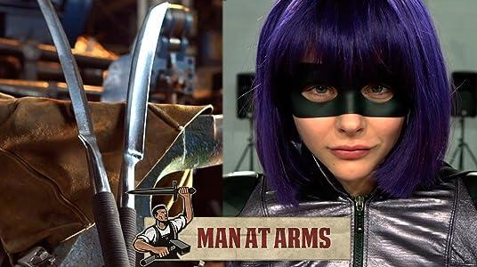 Downloads movie clips Hit Girl's Detachable Sword: Kick-Ass [WEBRip]