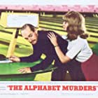 Grazina Frame and Tony Randall in The Alphabet Murders (1965)