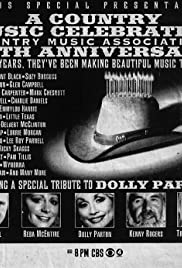 Country Music Association's 35th Anniversary Poster