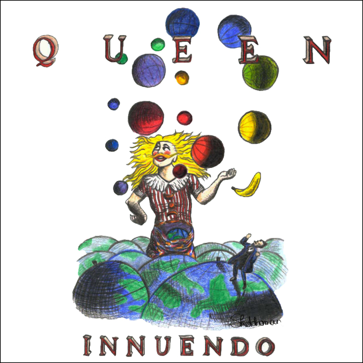 Queen: Innuendo (Video 1991) - IMDb