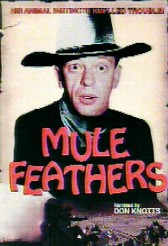 Don Knotts in Mule Feathers (1978)