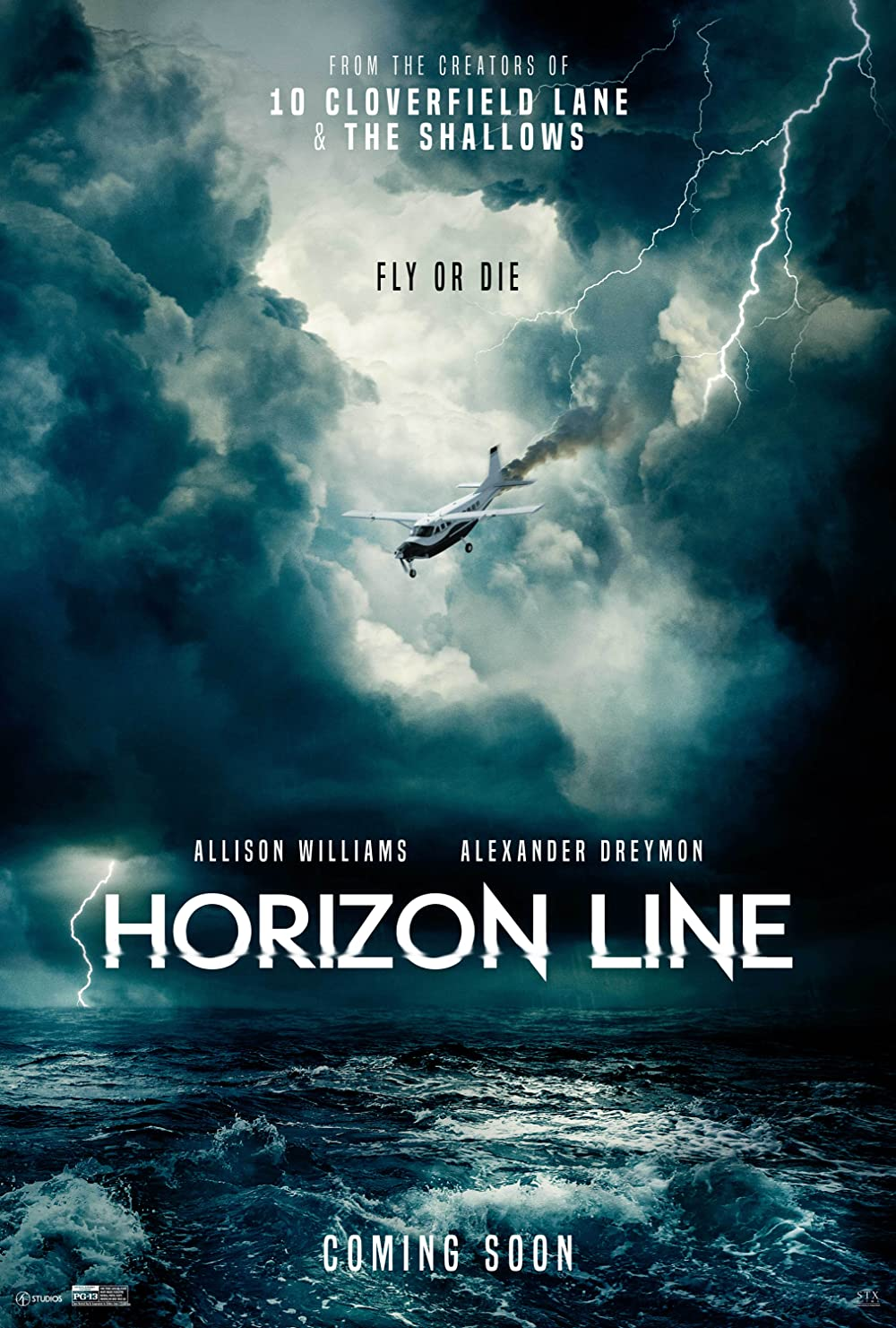 Horizon Line 2021 English 720p HDRip 800MB | 305MB Download
