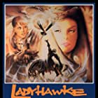 Matthew Broderick, Michelle Pfeiffer, and Rutger Hauer in Ladyhawke (1985)
