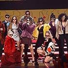 Alba Reche, Carlos Right, Famous, Julia Medina, Marilia Monzón, Marta Sango, María Villar, Miki Núñez, Sabela Ramil, and Natalia Lacunza in Operación triunfo (2001)