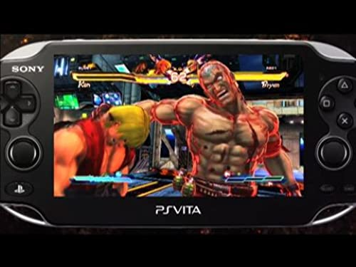 Street Fighter X Tekken (VG)