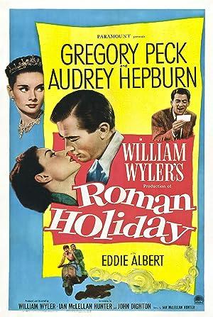 مشاهدة فيلم Roman Holiday 1953 مترجم أونلاين مترجم