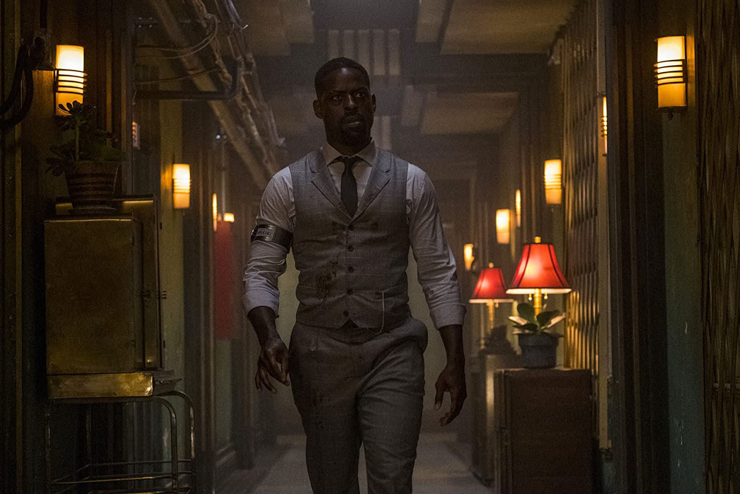 hotel artemis crítica hotel artemis movie review