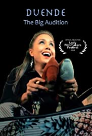 Duende - The Big Audition Poster