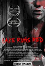 Lake Runs Red