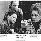 Shirley MacLaine, Colin Baumgartner, and Hillary Wolf in Waiting for the Light (1990)